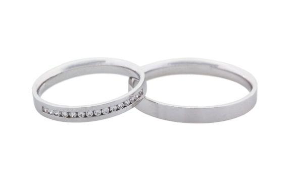 Snubné prstene - model č. 290/02