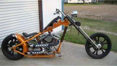 Custom Choppers for Sale | 2005 Custom Built Chopper With Many Extras for sale in Leesville, LA