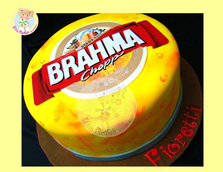 Bolo da Brahma
