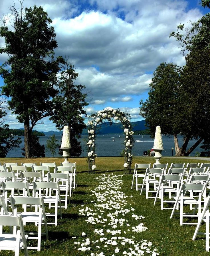 Recently We Helped With An Absolutely Stunning Wedding At Fort William Henry In Lake George