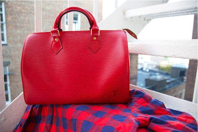 Louis Vuitton - Sisterhood of The Traveling Handbags | Man Repeller