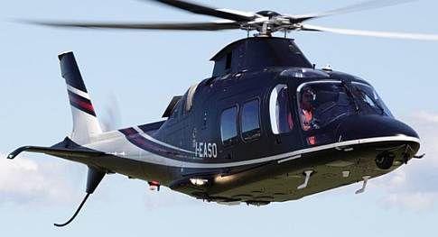 WEB LUXO - Aviação Executiva: Agusta AW109, um luxo de helicóptero em São Paulo…