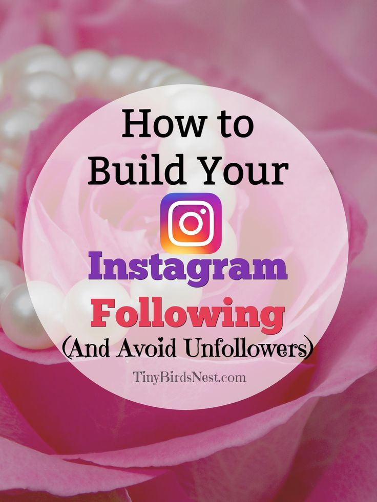 Instagram Ideas for how to gain real followers