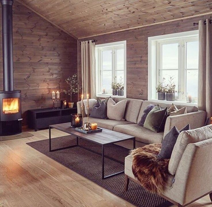 Cocooning chalet /Martine Haddouche /