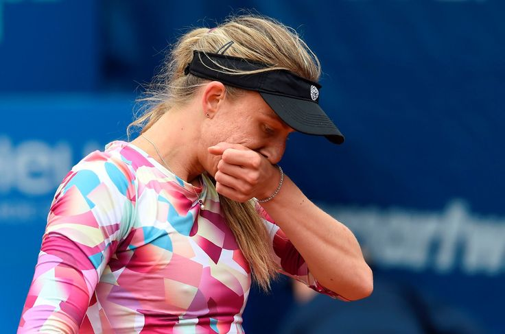 Mona's 2 year-long Finals drought ends... Barthel, Pliskova advance to Prague Open Final -  PRAGUE (AP) — Qualifier Mona Barthel rallied to upset third-seeded Barbora Strycova 3-6, 6-2, 6-3 and advance to the final of the Prague Open on Friday.  newslocker.com