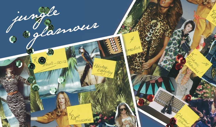 Jungle Glamour - By Danela Conti   www.resortlifestyle.co.za