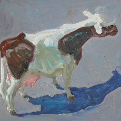 Lucy_Culliton,_Curious_Cow,_2000,_oil_on_board,_20_x_20cm,_$1,100.jpg 399×400 pixels