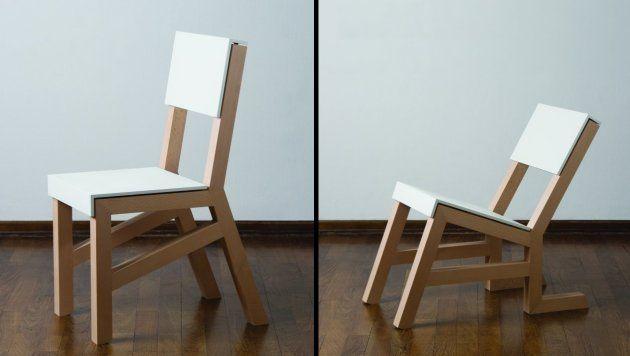 ReLegs Chair ReLegs Chair Design by Jennifer Heier
