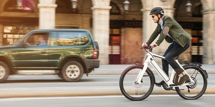 E-Bikes   Stromer