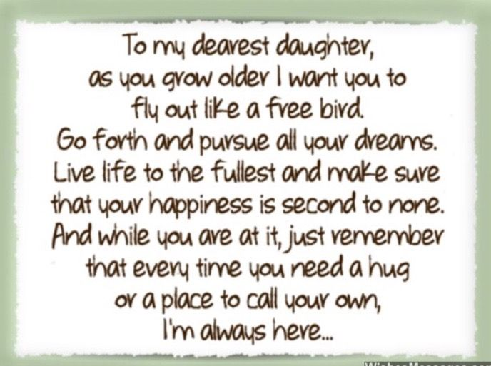 Pin By Starbright On Daughter Love My Daughter Quotes My Daughter Quotes Daughter Love Quotes