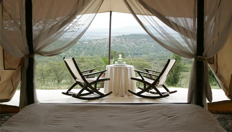 Masai Mara safari camp