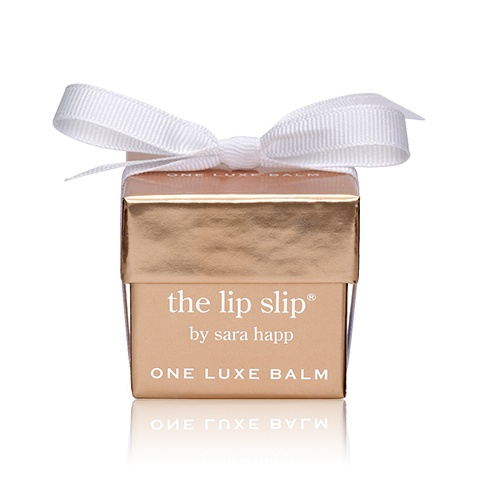 """Sara Happ The Lip Slip """"It's my go to lip balm, its super lux i can't get enough."""" Alexis CEO #luxola #obsessed"""