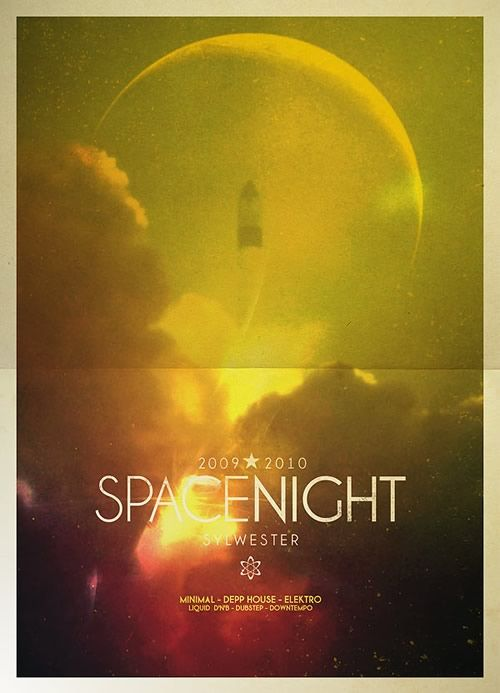Cool Poster Designs by Subgrafik | Abduzeedo | Graphic Design Inspiration and Photoshop Tutorials