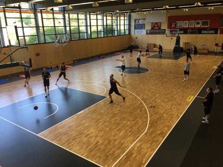 Un'altra bella immagine del nuovo campo di #basket del #Bamberg, club partecipante all'#Euroleague 2016/2017