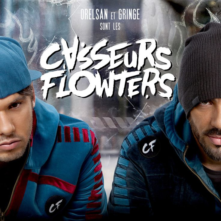 #casseursflowters #orelsan #gringe #album #musique #music #rap #fnac