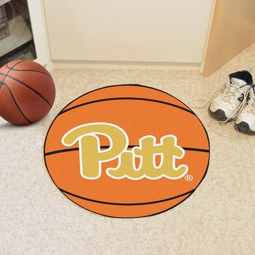 University of Pittsburgh Basketball Mat
