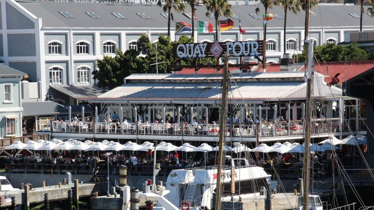 Quay Four Restaurant  - Cape Town Waterfront