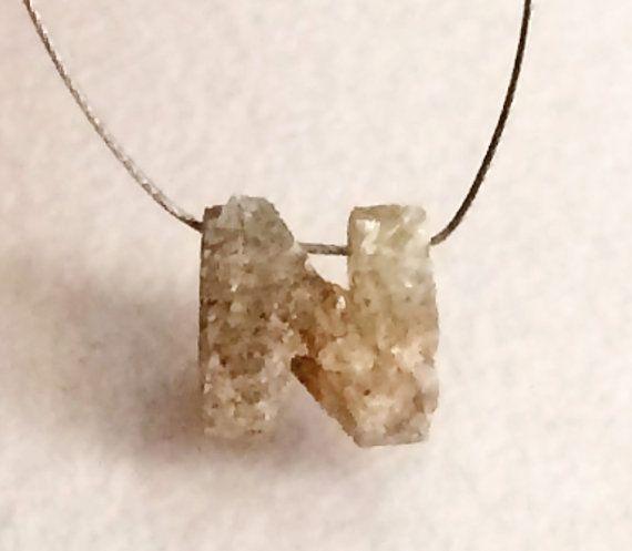 Monogram Initials Personalized Jewelry Light by gemsforjewels