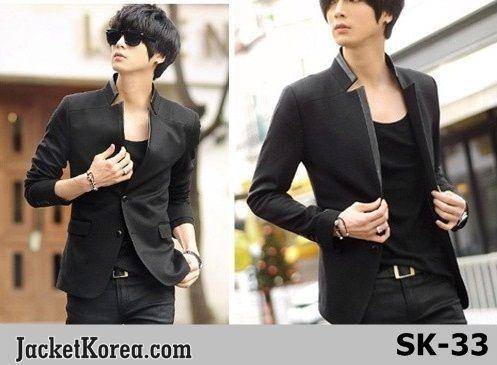 jual blazer jas korea sk 33 berkualitas high quality