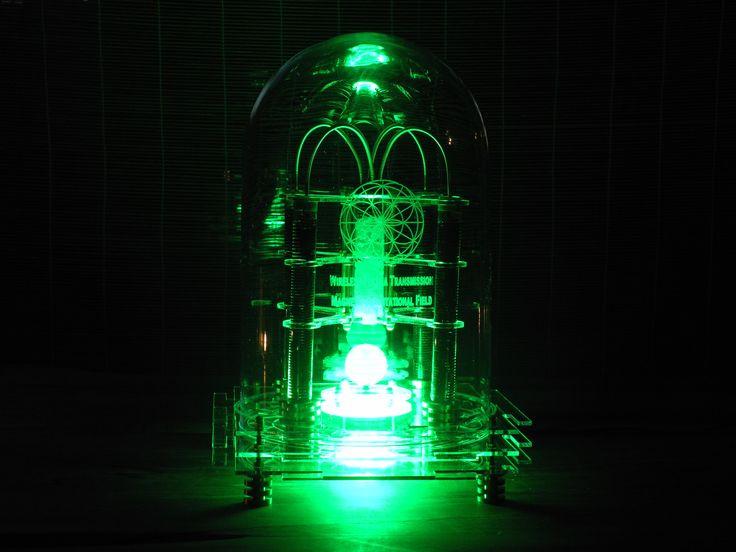 Crystals Live Reactor Keshe Plasma technology