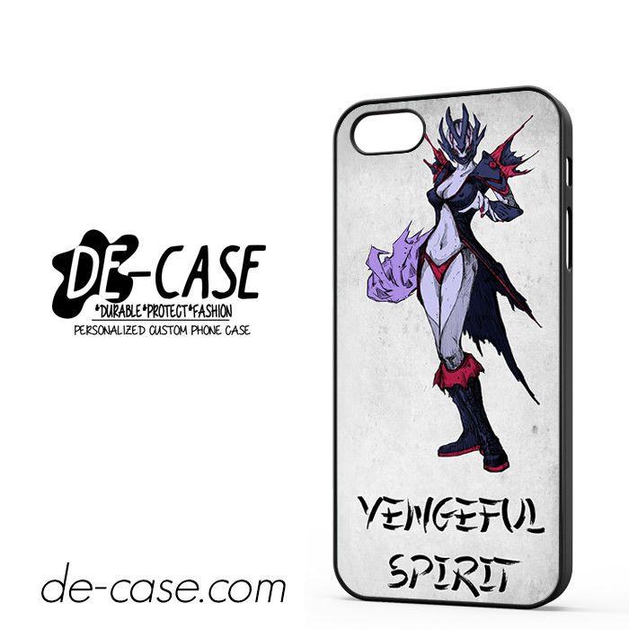 Dota 2 Vengeful Spirit DEAL-3644 Apple Phonecase Cover For Iphone SE Case