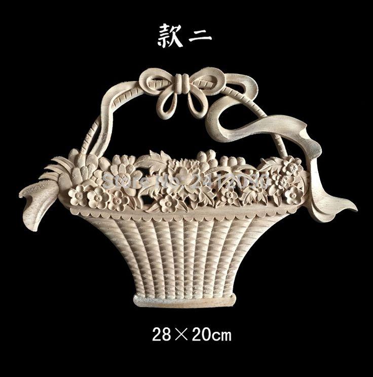 Eropa-Ukiran-Kayu-Applique-Furniture-Miniatur-Rumah-Kayu-Dekorasi-Kerajinan-Bunga-Pola-Mengukir-Pintu-Lemari-Kayu.jpg (750×759)