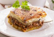 My Greek Kitchen: An Authentic Moussaka Recipe