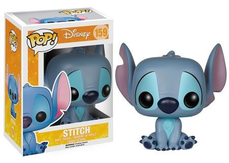 Figurine POP Disney Stitch Assis