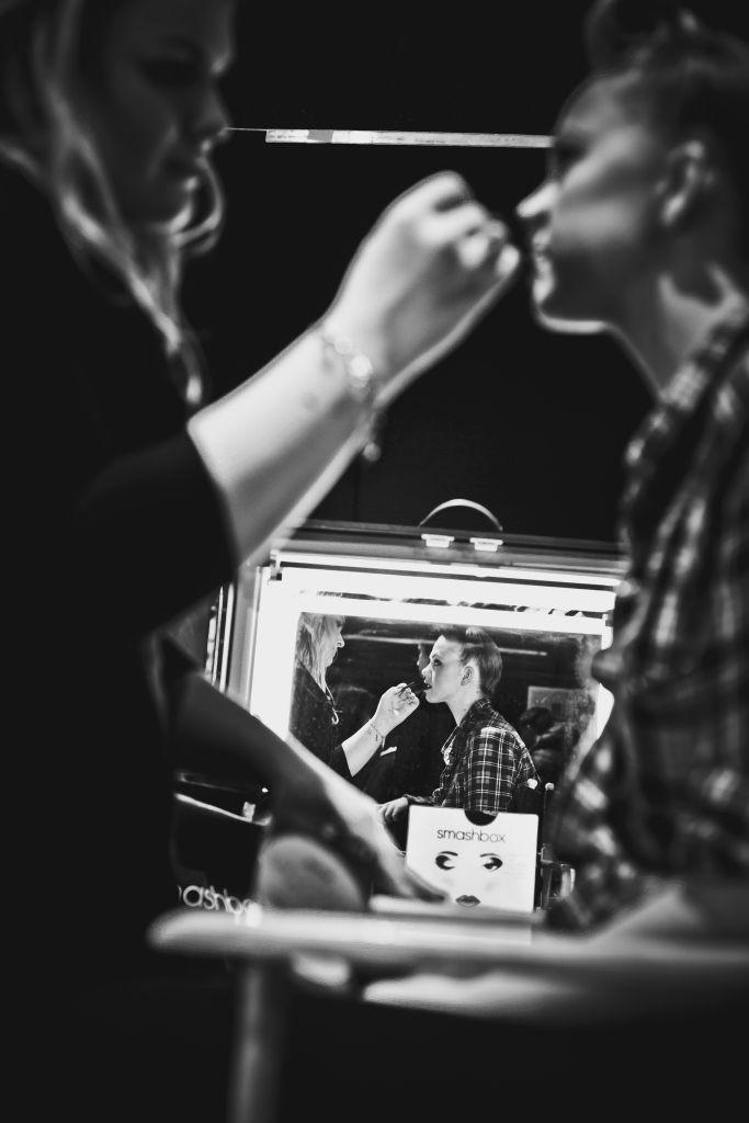 Behind the scenes of Fashion Week 2013 #nzfw