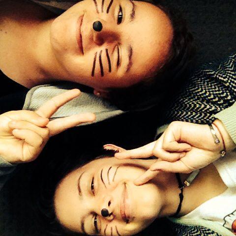 Kyandra's favourite photo of us!