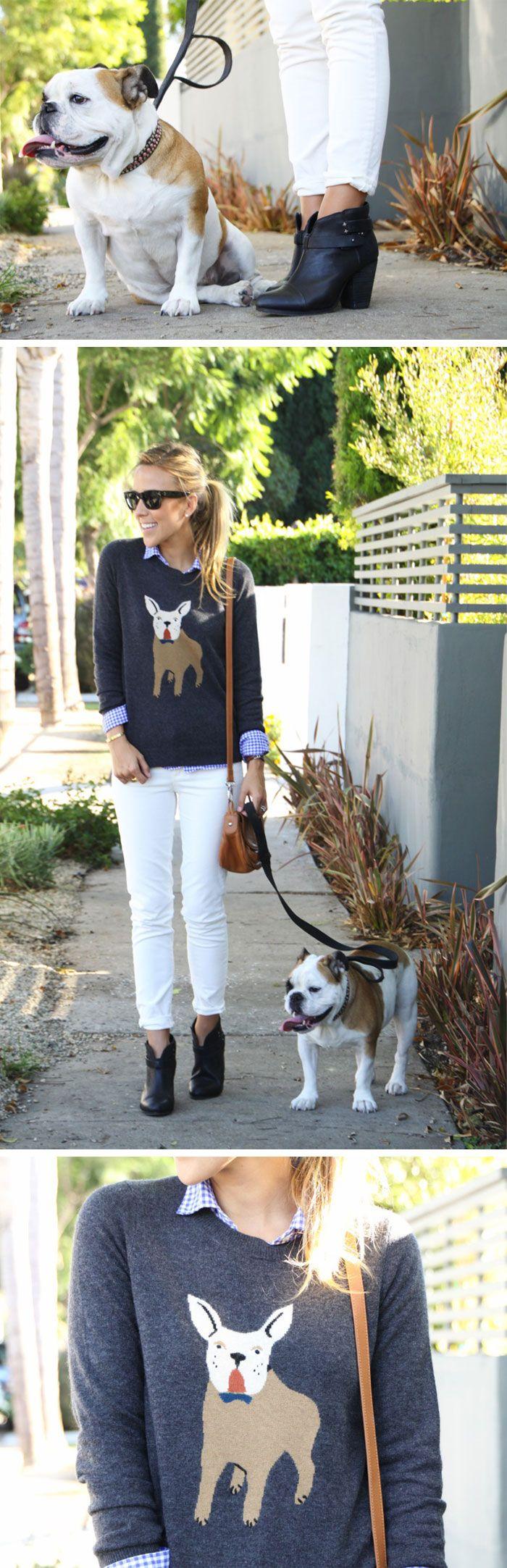 Bulldogs Are For Lovers | Damsel in Dior