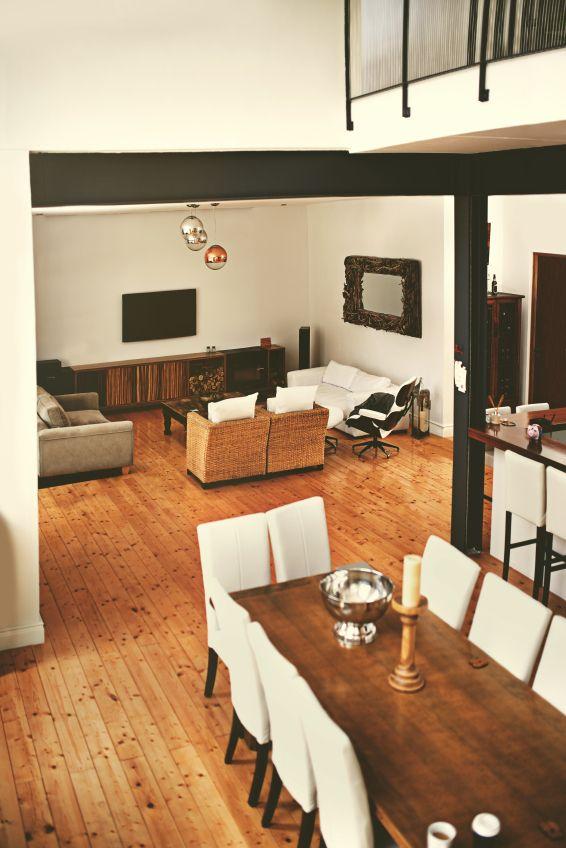 Wohnzimmer mit essecke einrichten | ideen für wohnzimmer gestalten ...