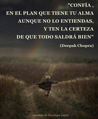 Deepak Chopra....