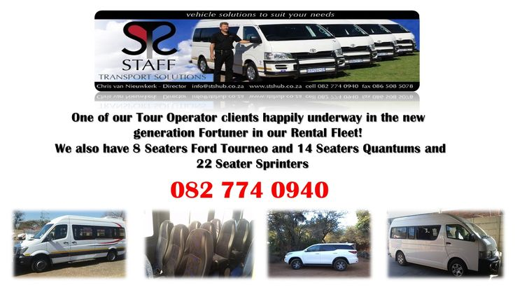 Fleet Logistics for clients all across SA. Running and operating a dedicated fleet to various customers needs