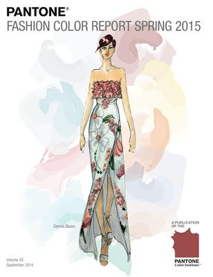 Fashion Colour Trends Spring Summer 2015 !
