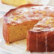 Lemon Drizzle Cake