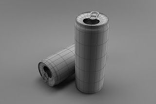 Soda Can - 3ds Max Modeling Tutorial