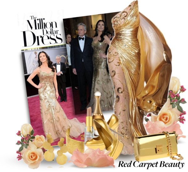 """Million Dollar Dress"" By Signaturenails-dstanley Liked On"