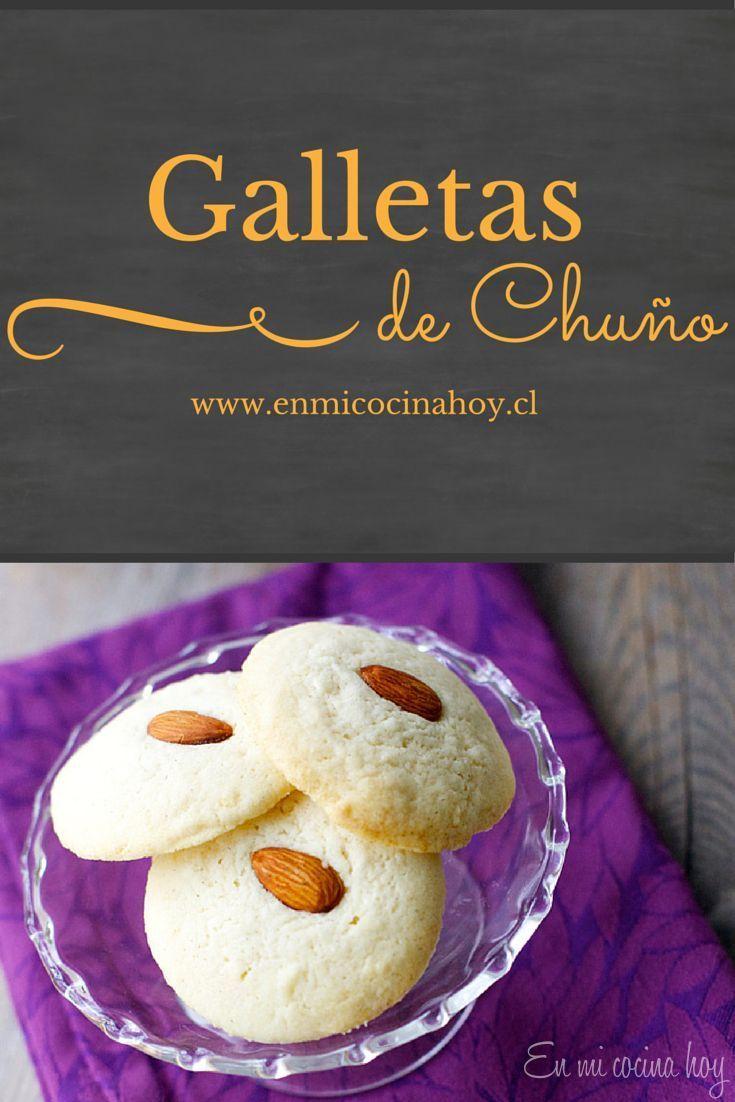 Las galletas de chuño, papa deshidratada hecha harina son tradicionales en Chile, especialmente recomendadas para los dolores de estómago.