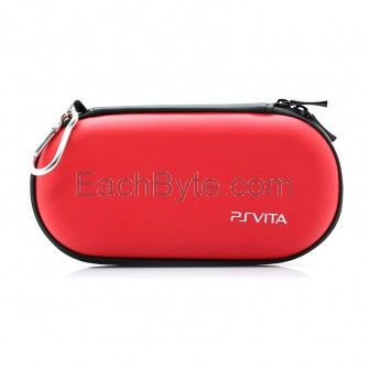 Hard Protective Carrying Case for PS Vita