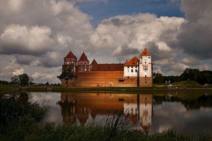 https://flic.kr/p/nCXSUL | Château de Mir | Biélorussie, Grodno Région, Hrodzenskaya voblast
