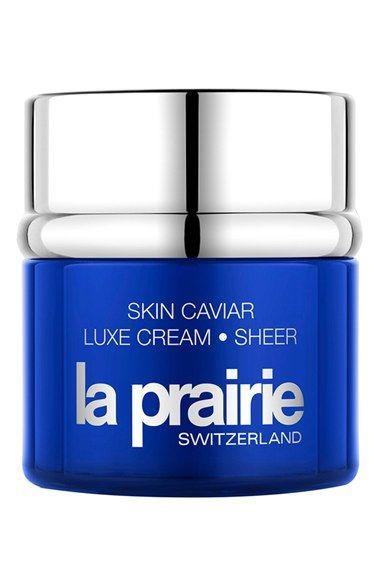 La Prairie 'Skin Caviar' Sheer Luxe Cream available at #Nordstrom. Slightly irritating