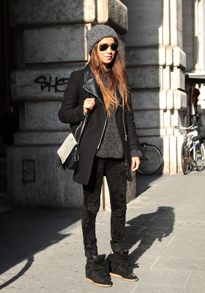 sneaker wedges, outfit