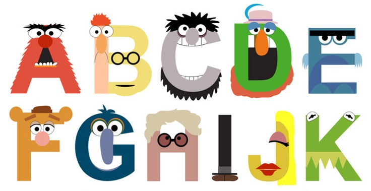 Muppet Font Animal Is Probably The Best Design