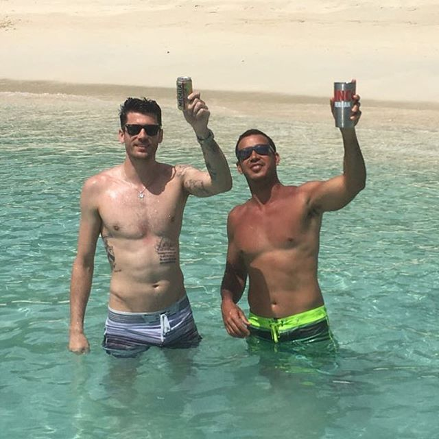25.05.2017 Puerto Rico with a friend
