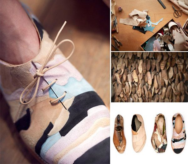 Geology of Shoes by Barbora Veselá