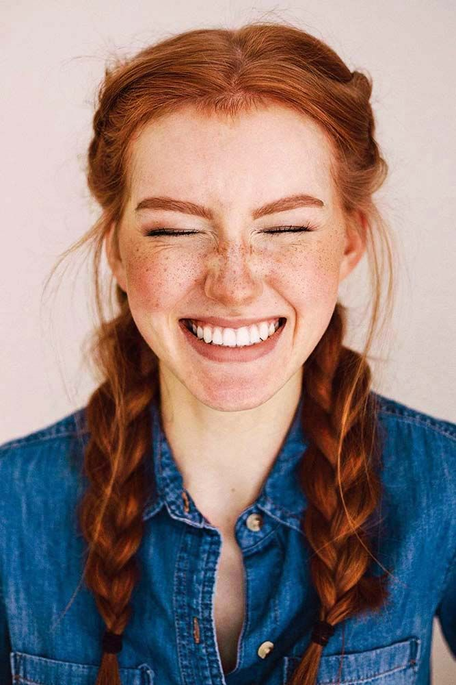 Today Is The Day To Say Yes To Strawberry Blonde Hair – Rothaarige – #Blonde #Da…