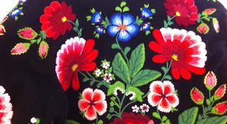 Lappone: Embroidery in Dala-Floda - Påsöm