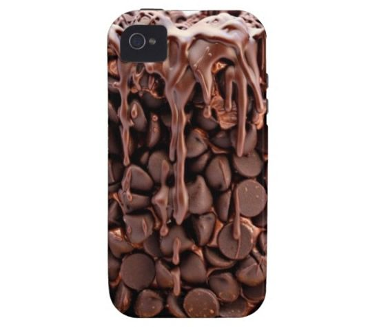 Chocolate Wasted Cake iPhone Case Provides Delicious Protection