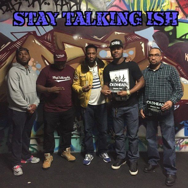 Special thanks to the cast of @oldheadpdx coming through last night. Make sure ya'll head over to their page for info on the upcoming season and OldHead Day event.  #youtube #artists #tgif #goodmusic #music #realhiphop #philly #radio #hiphop #listen #phillysupportphilly #tv #internetradio #staytalkingishradioshow #blackradio #blackcreatives #webisode #talkingshit #talkradio #staytalkingishpodcast